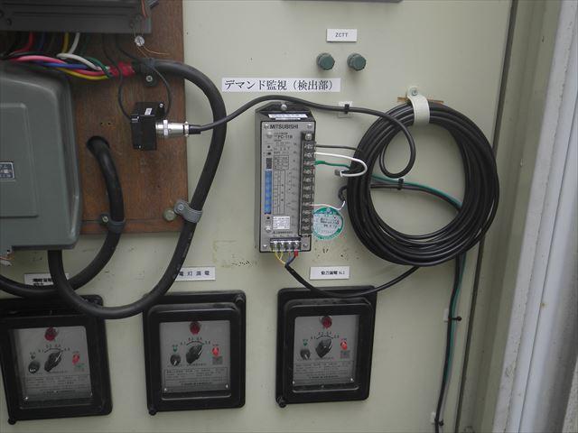 デマンドパルス検出器